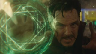 Doctor Strange Comic-Con Trailer - Magic visual effects
