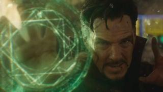 Doctor Strange Comic-Con Trailer - Magic visual effects