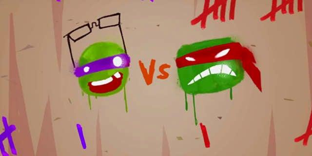 don vs raph