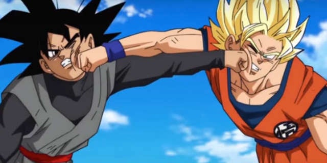 Dragonball Z Black Goku
