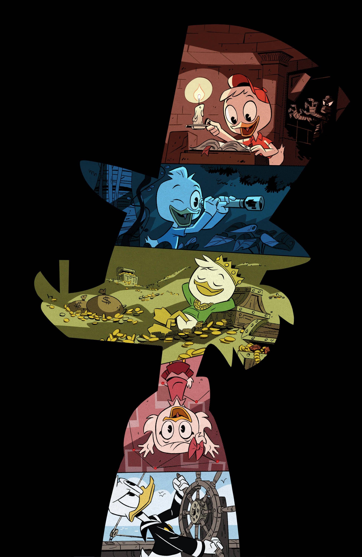 New Piece Of 'Ducktales' Reboot Art Arrives Online 1