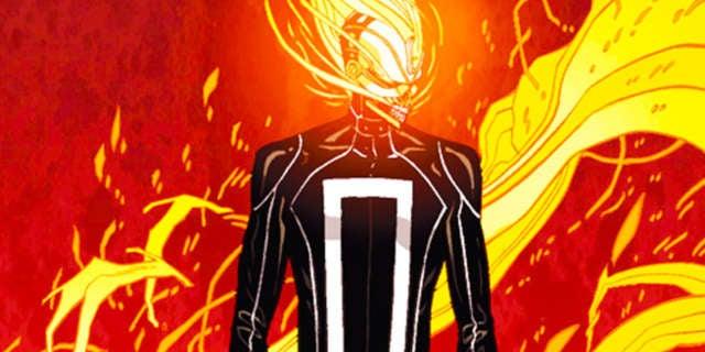 Ghost Rider Robbie Gabe Reyes