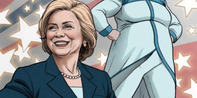 Hillary Clinto in Faith #5
