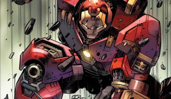 there u0026 39 s a new hulkbuster in the marvel universe