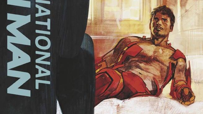 Iron Man International 5