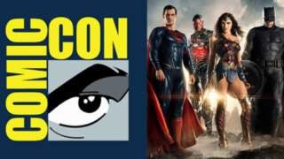 Justice League Comic-Con Trailer Panel