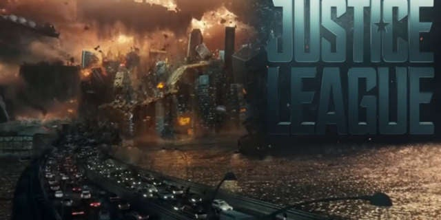 Justice League Fan Trailer