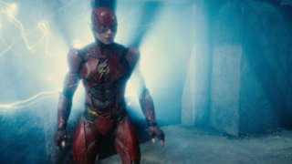 Justice League Trailer Flash Costume Speed Effect