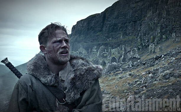 Charlie Hunnam Says King Arthur Movie Paints Arthur As A 'Mother-effer'