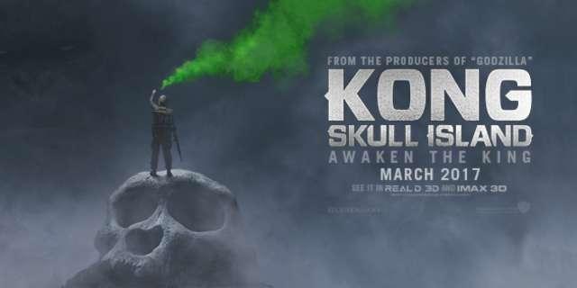Trailer de Kong Skull Island de SDCC 2016