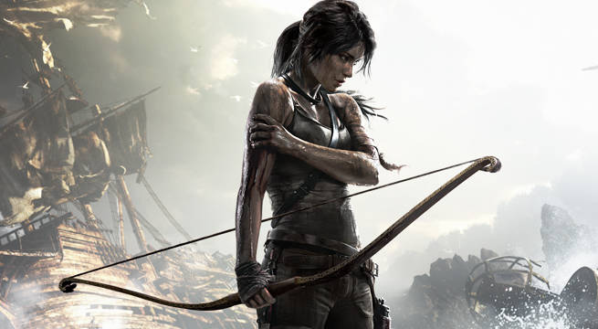 New Tomb Raider Movie Is Based On Rebooted Game