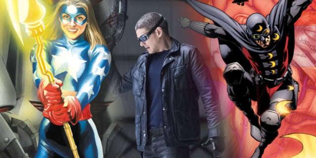 Legends of Tomorrow JSA Doom Header