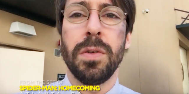 martin starr spiderman homecoming