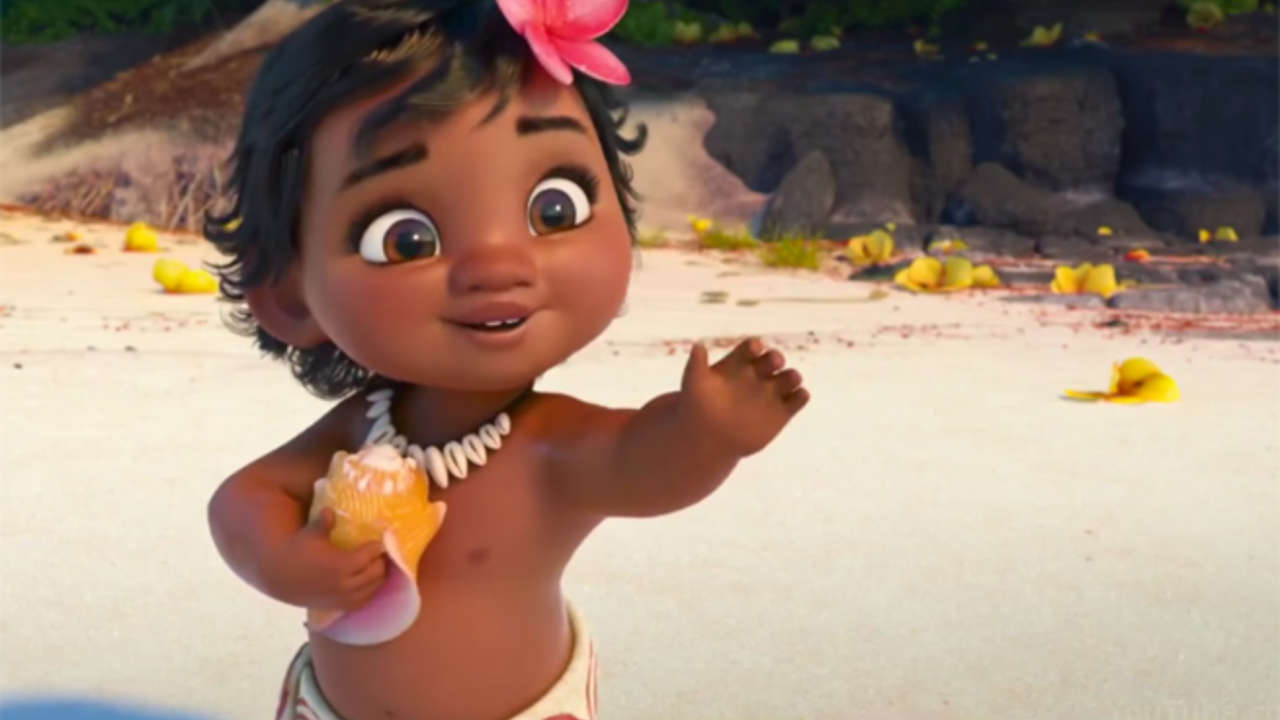 Baby Moana Pictures To Pin On Pinterest