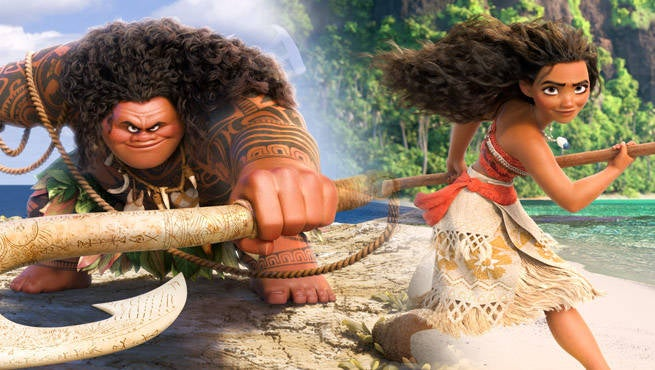 Moana Cast And Characters Revealed