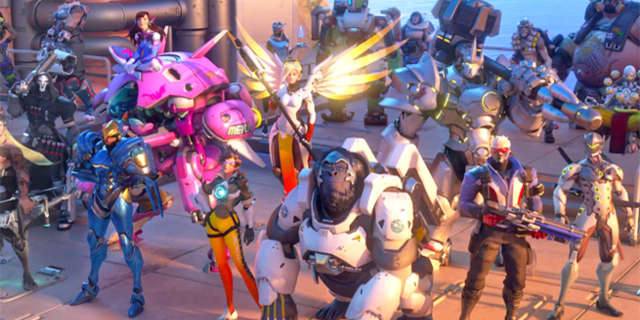 overwatch blizzard competitive