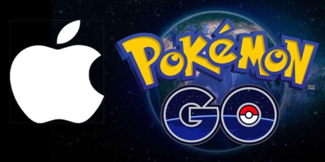 pokemon go apple