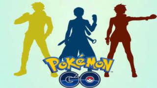 pokemon go factions
