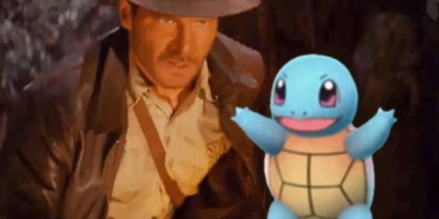 Pokemon GO Movies Mashup