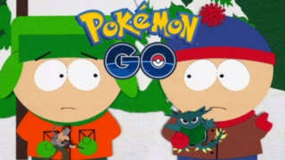Pokemon GO South Park
