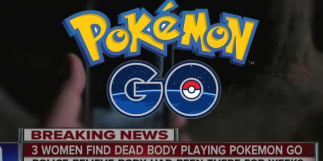 Pokemon GO Third Body