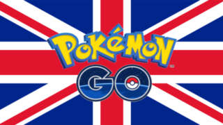 pokemon go uk