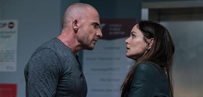 Prison Break: New Image And Storyboards Released