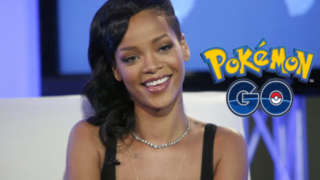 rihanna pokemon go