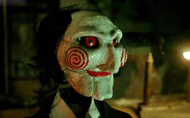 'Saw' Puppet Returns to 'Jigsaw' With New Japanese Poster