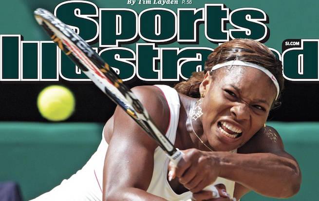 Serena Williams Wins History-Making Wimbledon In Straight Sets