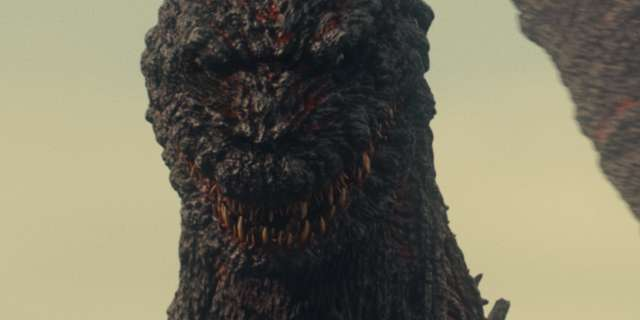 SHIN GODZILLA ©2016 Toho Co., Ltd.  All Rights Reserved.