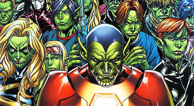 james gunn confirms skrulls are coowned by marvel studios