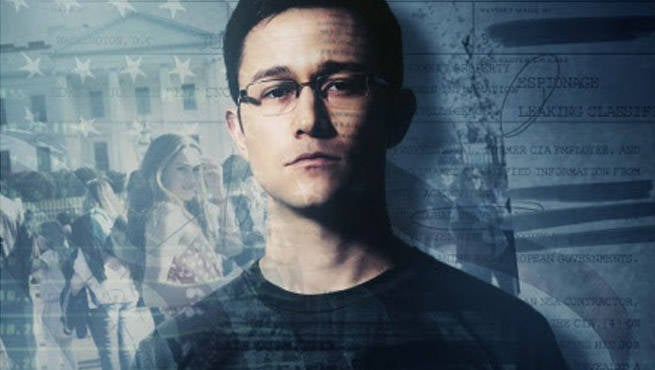 New Snowden Trailer Debuts At Comic-Con