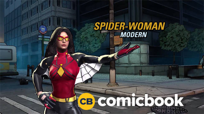 spider girl the end cbr 1000