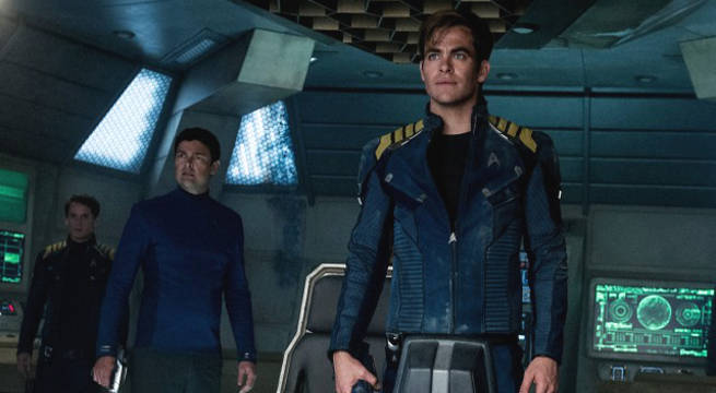 Star Trek Beyond Opening Weekend Box Office