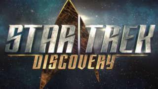 Star Trek Discovery Title Logo