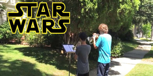 star wars john williams performance