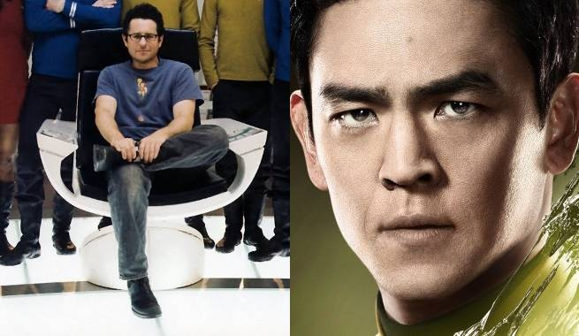 J.J. Abrams Says It's About Time That A Gay Character Was Included In Star Trek Universe