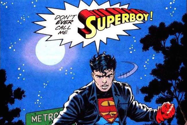 Superboy Kon-El 001