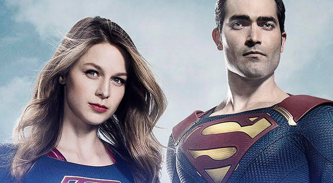 Supergirl Season 2 Superman Costume header