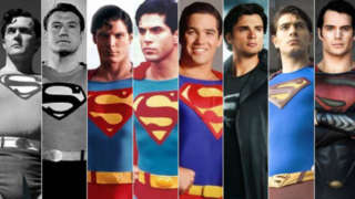 Superman TV Movie Actors Costumes Best Worst