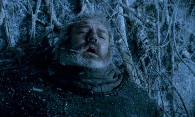 That Game of Thrones Hold the Door sequence was originally a lot more gruesome