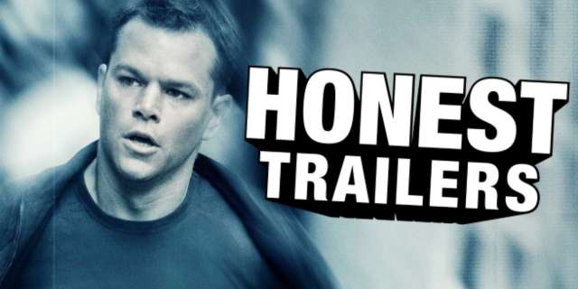 The Bourne Trilogy Honest Trailer