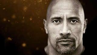 The Rock Top Actor