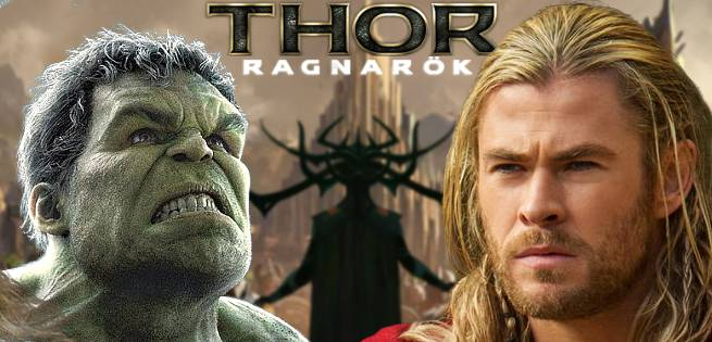 Sdcc Thor Ragnarok Panel Hulk Armor And Footage Description Silver Screen Film