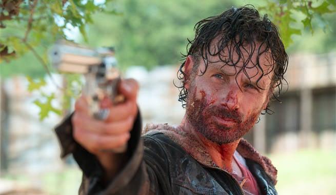 The Walking Dead: Robert Kirkman Reveals His Inspiration For Rick Grimes