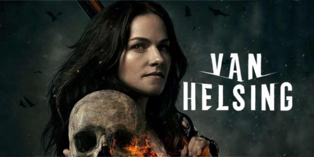 Van  Helsing dizisi 1. sezon izle