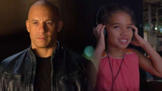 Vin Diesel F8 Daughter