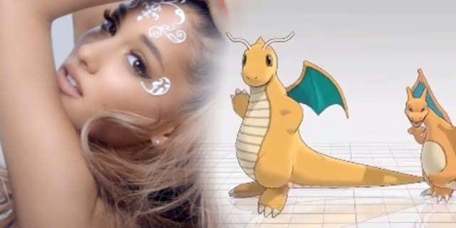 Ariana Grande Pokemon