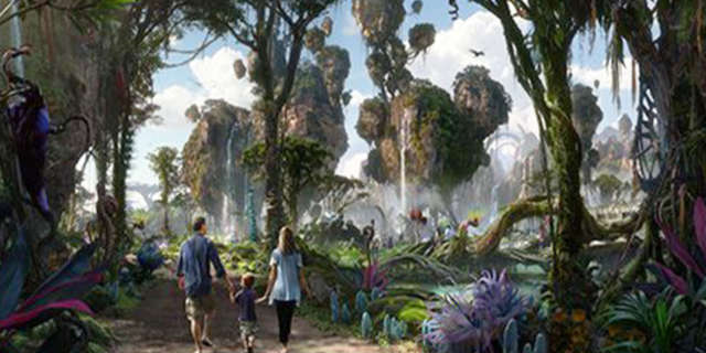 avatar land feature